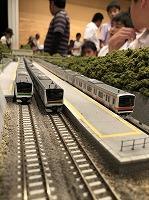 2018第3回埼玉学生鉄道模型展in武蔵浦和